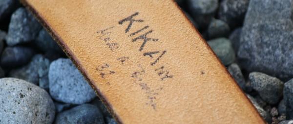 Kika NYの刻印