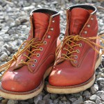 一生モノのブーツ「RED WING 2907 LINEMAN BOOTS」
