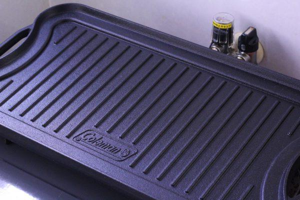 リバーシブル鉄板