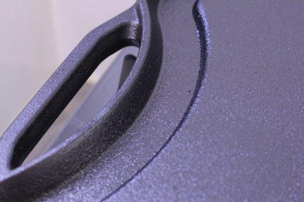 鋳鉄製品 材質感